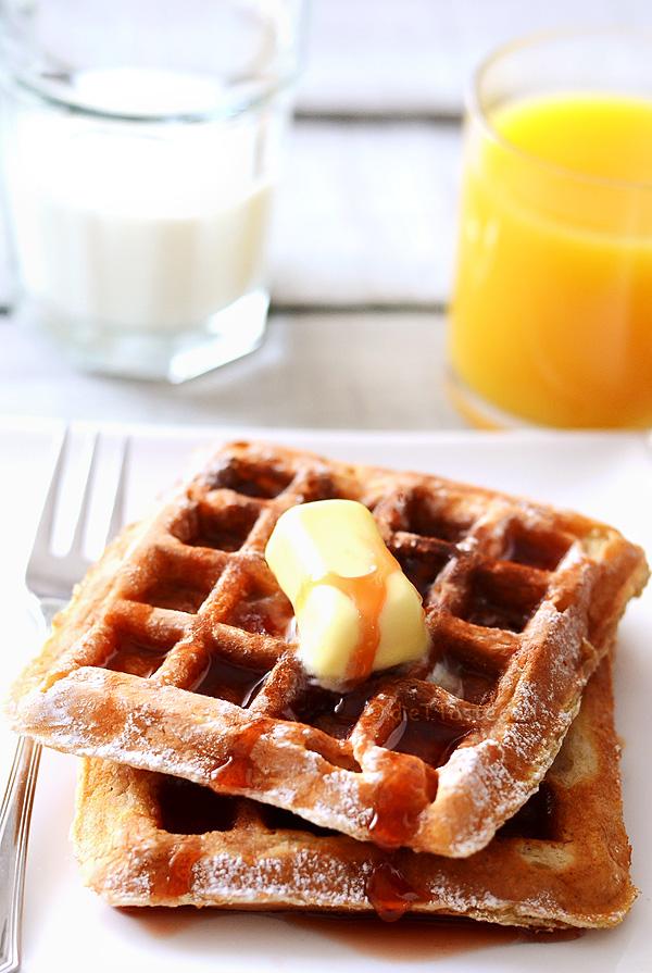Protein Waffles - diettaste.com