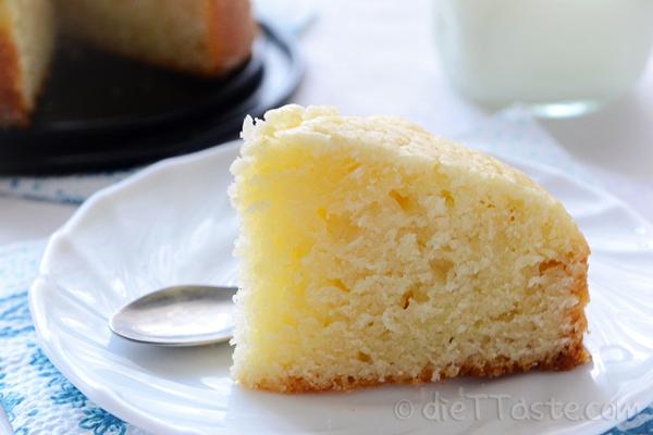Egg Free Sponge Cake Mix