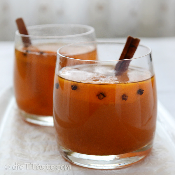 Spicy and boozy Spiked Apple Cider will fill your kitchen with the ...