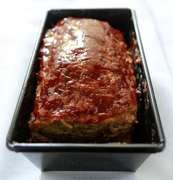 Zucchini Meatloaf - diettaste.com