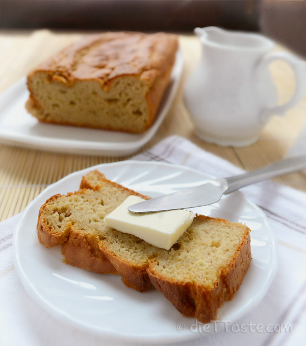 Sweet Potato Bread | dieT Taste