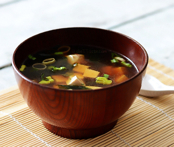 Easy 5-Minute Homemade Miso Soup - can be enjoyed daily for comfort as ...