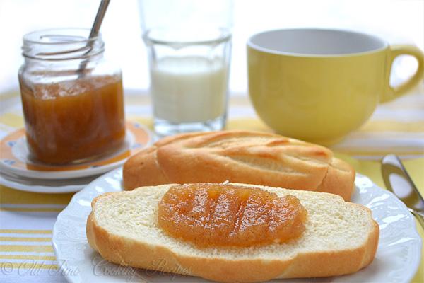 Pear Butter | Kitchen Nostalgia
