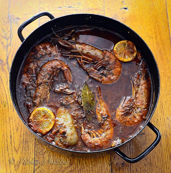 Seafood Brodetto (Brudet)