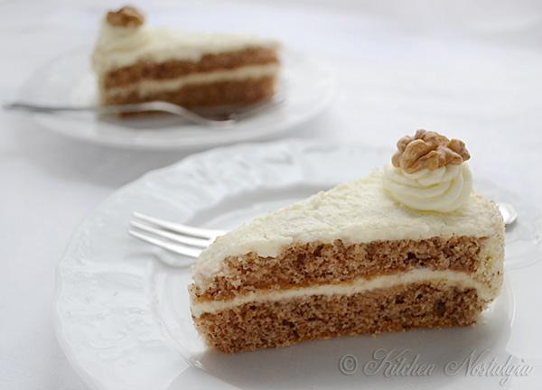 Croatian Milk Cake