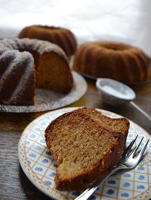 Hazelnut Bundt Cake Recipe Ground