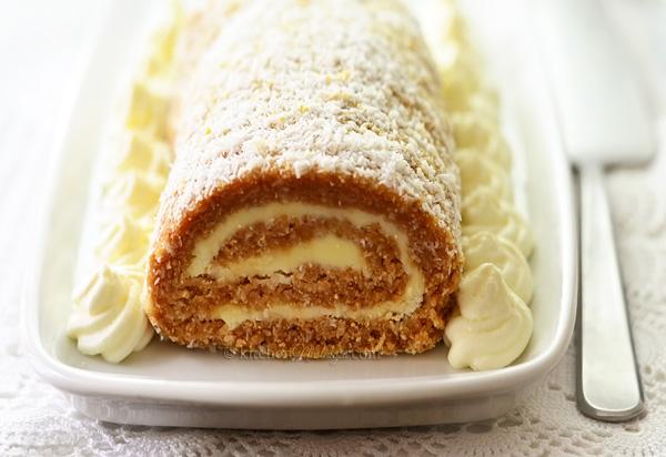 Coconut Roll - no bake
