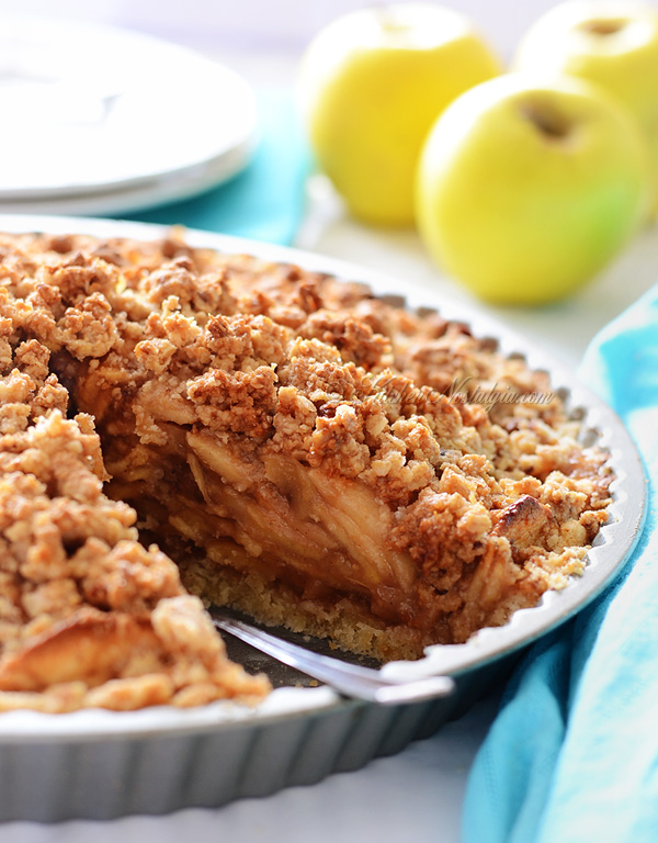 streusel dutch apple pie with oatmeal dutch apple pie with oatmeal