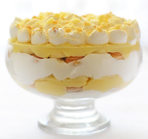 Homemade Banana Pudding 120