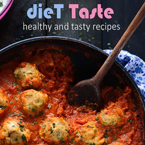 dieTTaste - healthy and tasty recipes