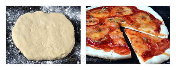 Italian Yeast Cake Recipes: No Yeast Pizza Dough Recipe