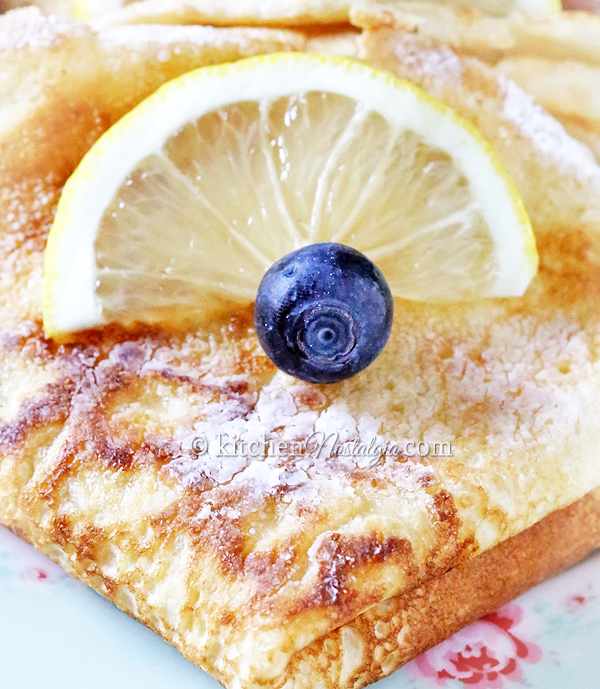 Bisquick CREPE Recipe - use ready-made mixture to make perfect crepes every time!