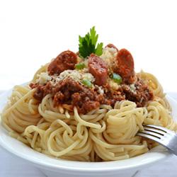 Pinoy (Filipino) Spaghetti Recipe