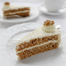 Walnut Cream Cake