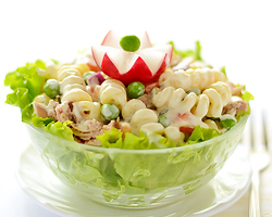 Cold Pasta Tuna Salad