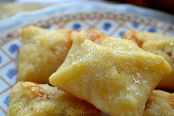 Apricot Thumbprint Cookies Recipe