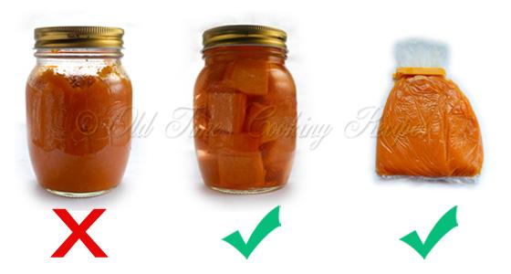 Canned Pumpkin Pie Filling