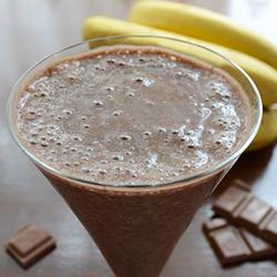 Chocolate Banana Thickie