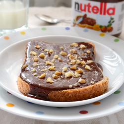 Healthified Nutella