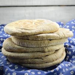 Healthy Pita Bread