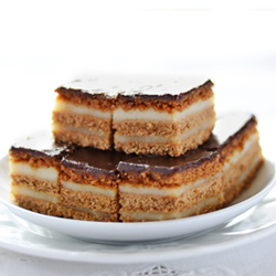 Cinnamon Cream Bars