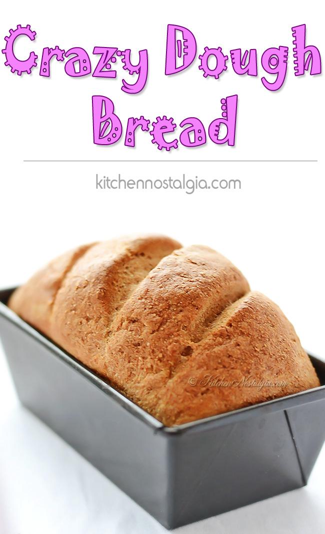 Crazy Dough Bread Kitchen Nostalgia