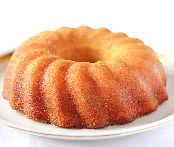 Rum cake recipe without vanilla pudding