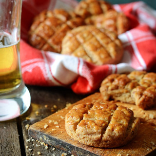 Crackling Biscuits