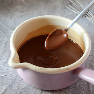 Secret Foolproof Chocolate Glaze (Icing, Frosting)