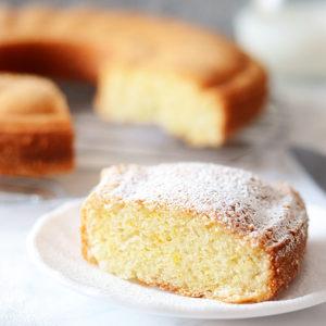 Cake Images Eggless : Eggless Sponge Cake dieT Taste