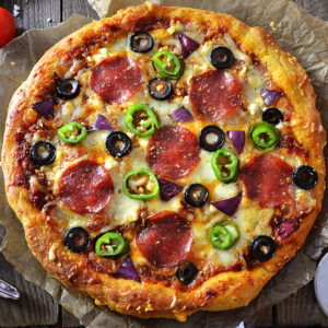 Crazy Dough Pizza Recipe