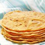 Sweet Potato Flatbread / Roti