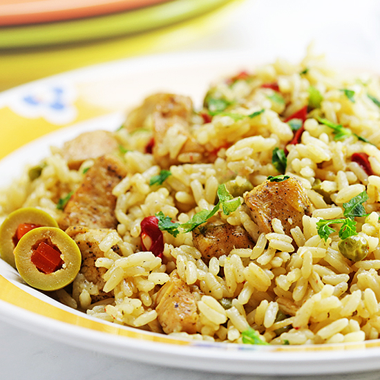 Instant Pot Chicken Breast and Rice
