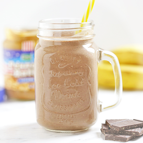 Peanut Butter Protein Shake