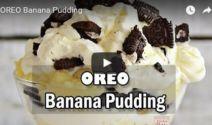 OREO Banana Pudding