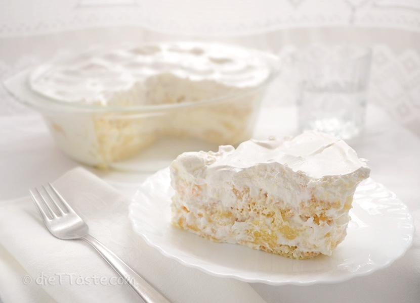 Fruit Tiramisu Cake