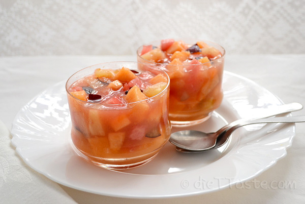 Come y Bebe - a drinkable fruit salad