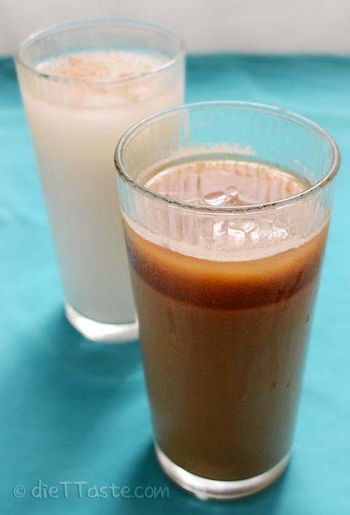 Iced Coffee Avena