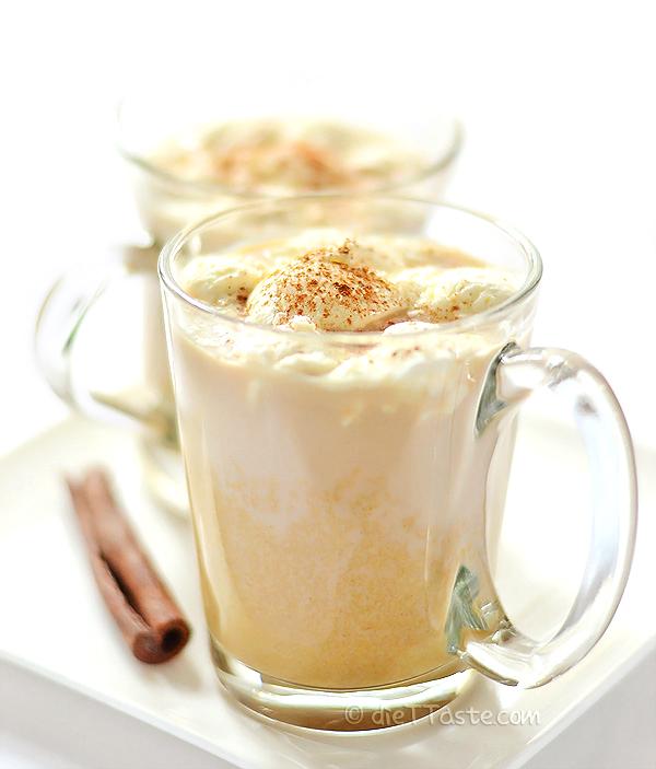 Pumpkin Spice Latte - diettaste.com