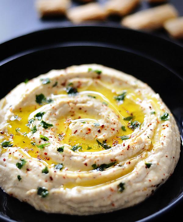 Hemp Seed Hummus