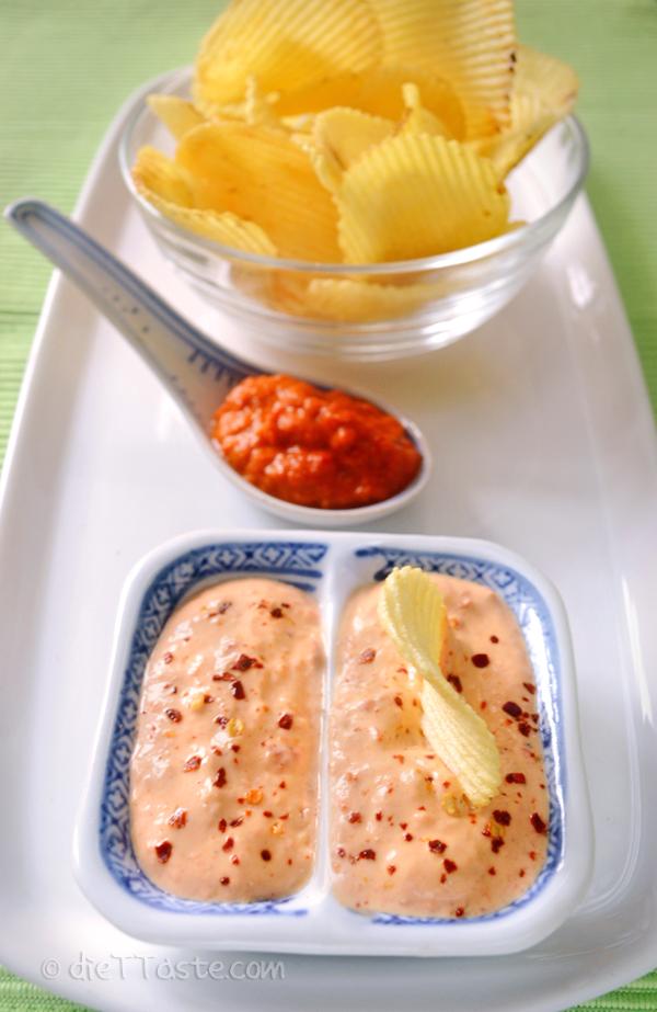 Sriracha Mayo - diettaste.com