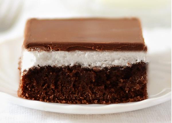 Rum Soaked Sponge Cake Recipe
