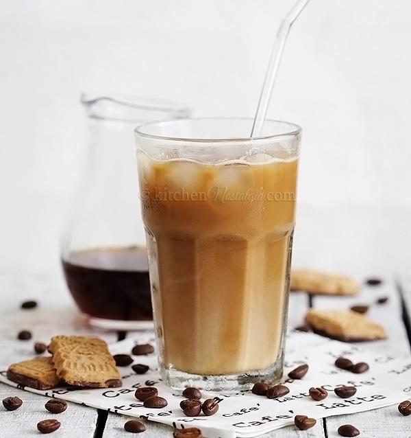 Decaf Ice Coffee