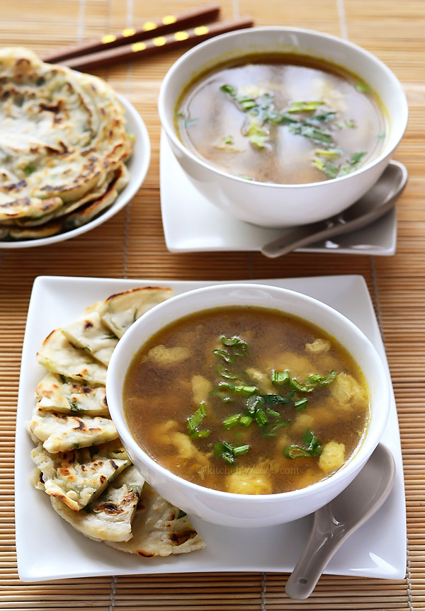 Chinese Egg Drop Soup Kitchen Nostalgia