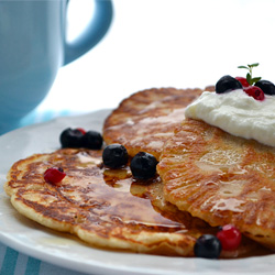 Pancake Recipe Without Eggs