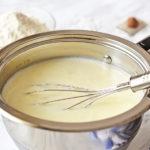 Italian Bechamel Sauce - White Sauce