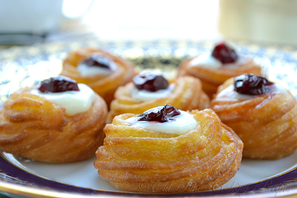 ZEPPOLE- Italian Fried Cookies