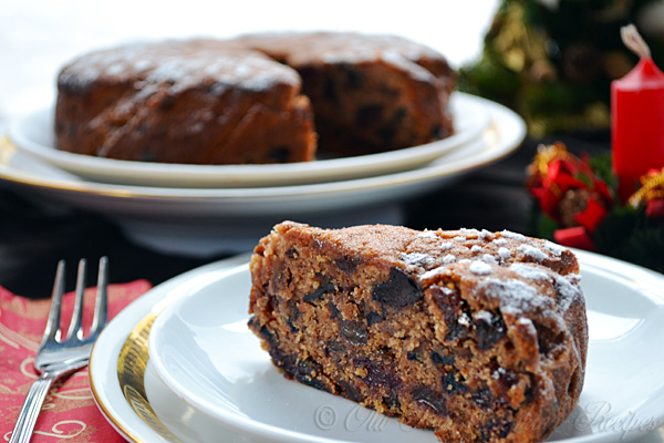 Christmas Cake Recipe Kg Fruit