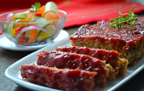 Stovetop Stuffing Meat Loaf
