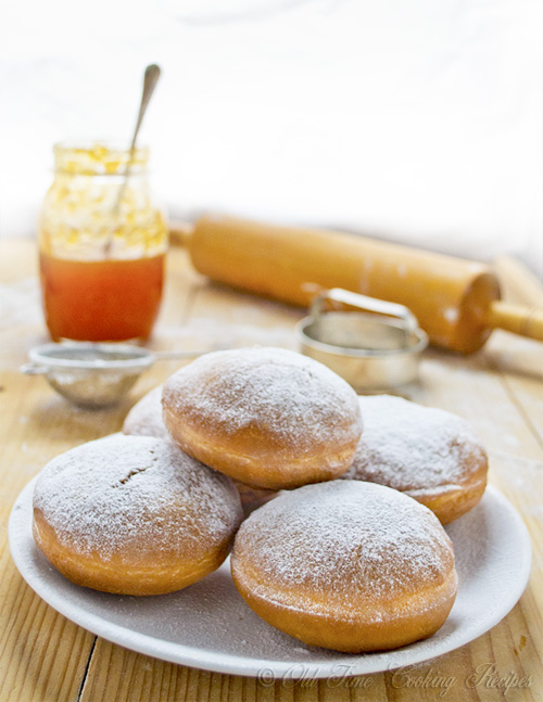 Krafne - Croatian Homemade Doughnuts
